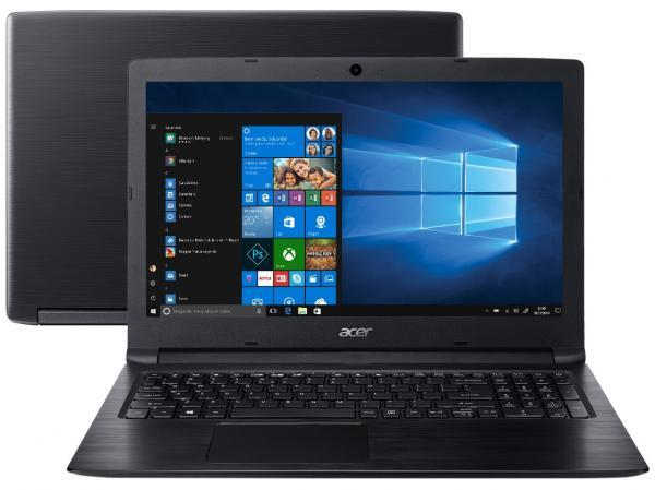 """Notebook Acer Aspire 3 A315-53-32U4 Intel Core I3 - 4GB 1TB 15,6"""" Windows 10"""