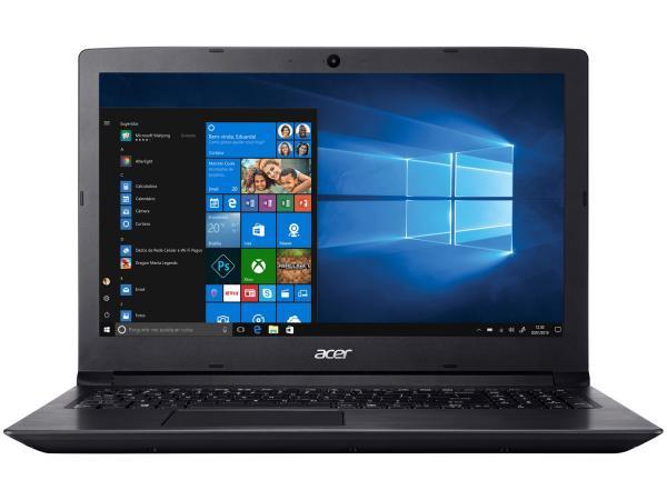 """Notebook Acer Aspire 3 A315-5353AK Intel Core I5 - 4GB 1TB 15,6"""" Windows 10"""