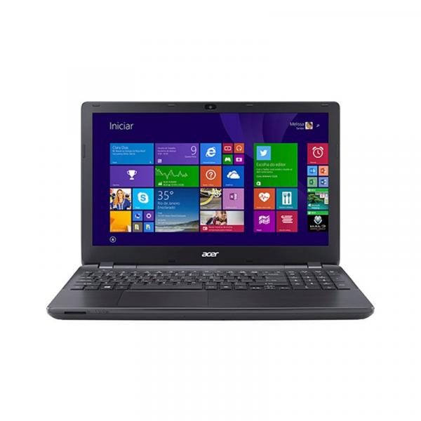 Notebook Acer Core I3-5005U 4GB HD 500GB 15.6 Polegadas Windows 8 E5-571-32EG
