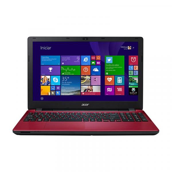 Notebook Acer Core I5 4GB 1TB 15.6 Polegadas Windows 8 E5-571-51AF