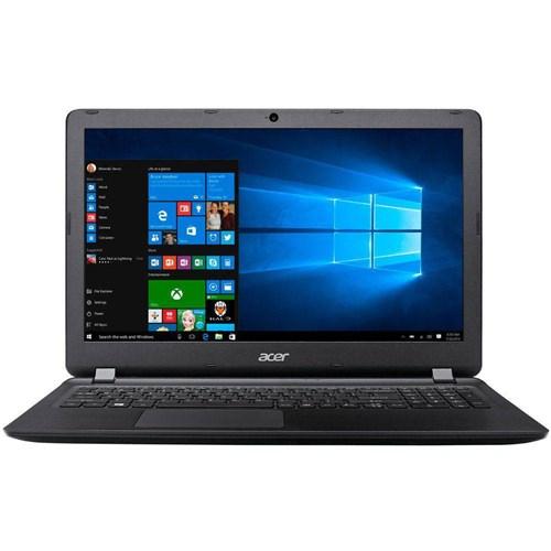 Notebook Acer Intel Celeron Quad Core 15.6 2.4ghz Windows 10 Memória Ram 4gb Hd 500gb Preto Es1-533