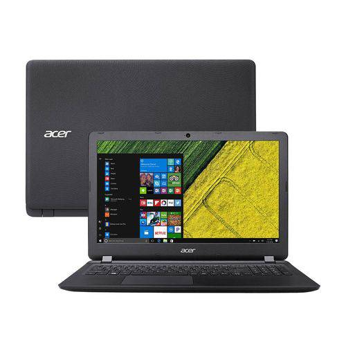Tudo sobre 'Notebook Acer Intel Celeron Quad Core N3450 4gb 500gb Windows 10 Tela 15.6 Es1-533-c27u Bivolt'