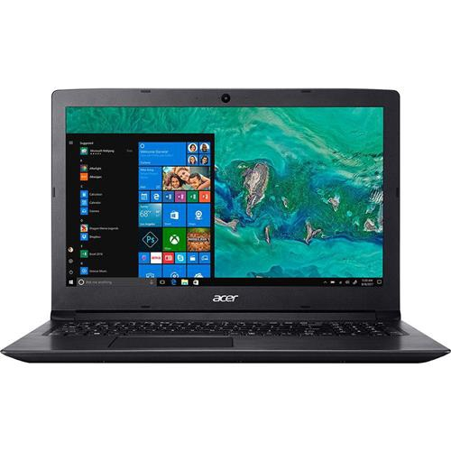 "Notebook Acer Intel Core I5 8GB, 1TB, LED 15,6"", Windows 10, Preto - A315-53-52ZZ"