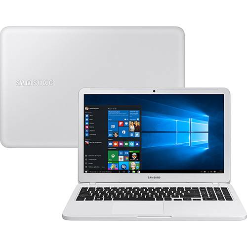 Tudo sobre 'Notebook Essentials E30 Intel Core I3 4GB 1TB LED Full HD 15.6'' W10 Branco Ônix - Samsung'