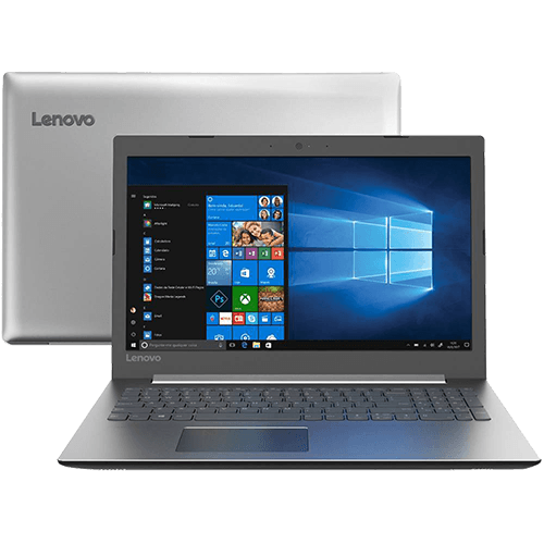 "Tudo sobre 'Notebook Ideapad 330 Intel Core I5-8250u 8GB (Geforce MX150 com 2GB) 1TB HD 15,6"" W10 Prata - Lenovo'"