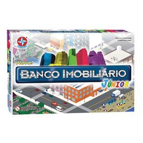 Novo Banco Imobiliário Júnior Estrela