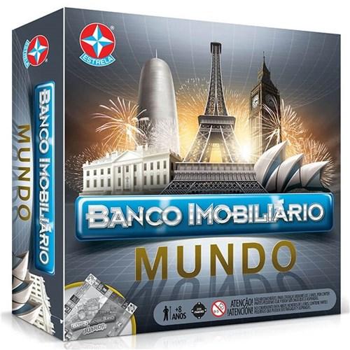 Novo Banco Imobiliário Mundo Estrela