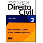 Novo Curso de Direito Civil: Obrigações - Vol.