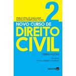 Novo Curso de Direito Civil - Vol 2 - Saraiva