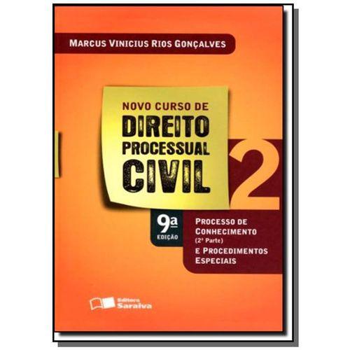 Novo Curso de Direito Processual Civil - Vol.2
