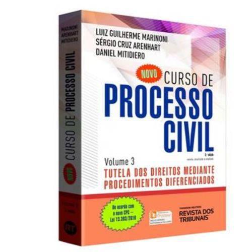 Novo Curso de Processo Civil - Vol 03 - 03 Ed