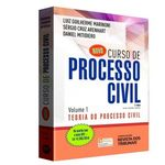 Novo Curso de Processo Civil - Vol 01 - 03 Ed