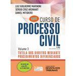 Novo Curso de Processo Civil - Vol 3 - Rt