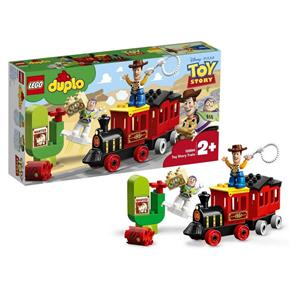 Novo Lego Duplo Disney Pixar Trem Toy Story 21 Peças 10894