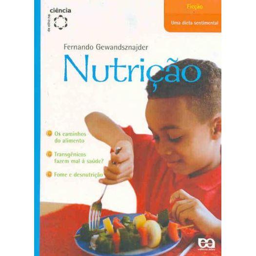 Tudo sobre 'Nutrição'