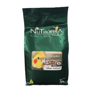 Tudo sobre 'Nutropica Calopsita Natural 5 Kg'