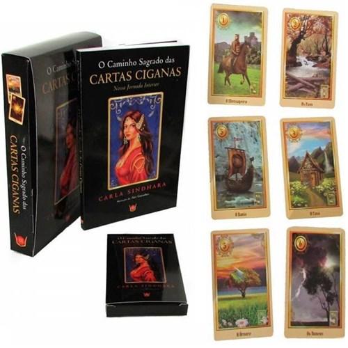 Tudo sobre 'O Caminho Sagrado das Cartas Ciganas'