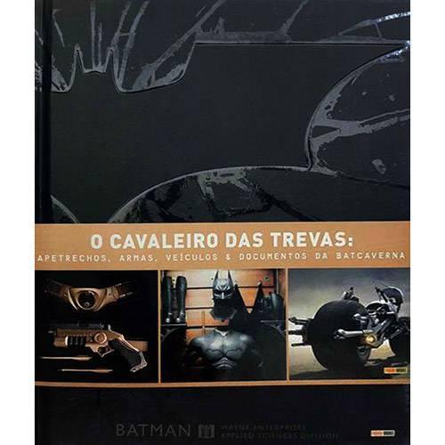 Tudo sobre 'O Cavaleiro das Trevas: Apetrechos, Armas, Veículos e Documentos da Batcaverna'