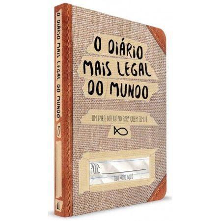 Tudo sobre 'O Diário Mais Legal do Mundo'