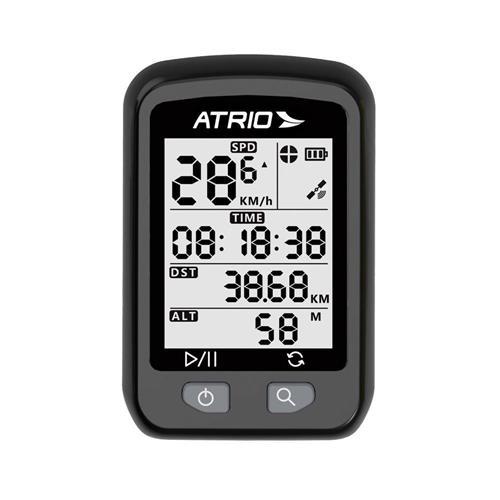 O GPS para Ciclismo Iron BI091 - Atrio - Multilaser