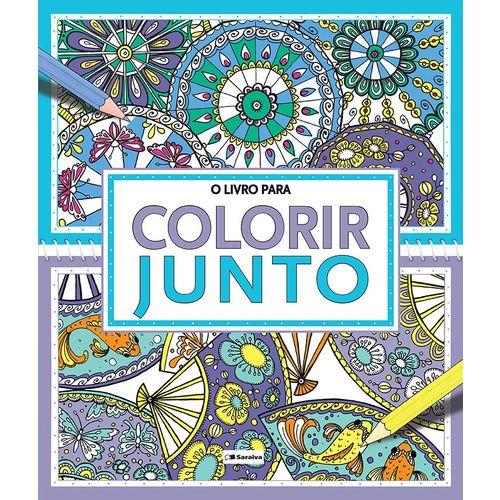 O Livro para Colorir Junto