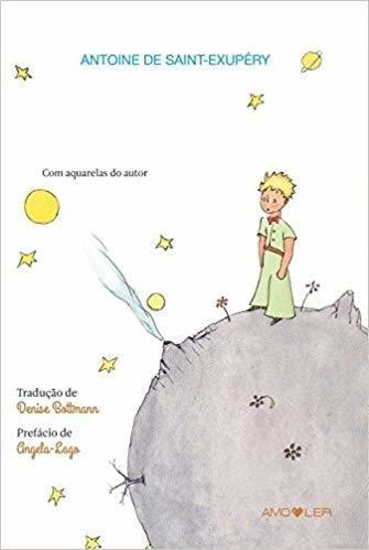 O Pequeno Príncipe - Antoine de Saint-Exupéry - Ed. Novo Século.