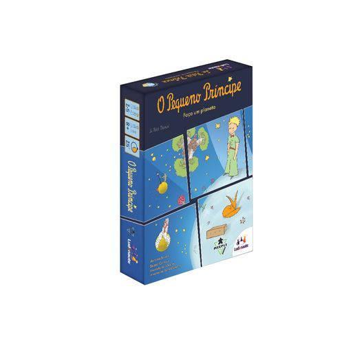 O Pequeno Príncipe - Faça um Planeta - Jogo de Tabuleiro - Meeple BR