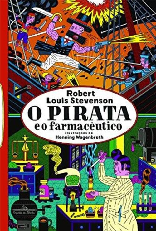 O Pirata e o Farmaceutico