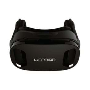 Óculos 3D Multilaser JS086 Warrior VR Game com Fone de Ouvido Preto