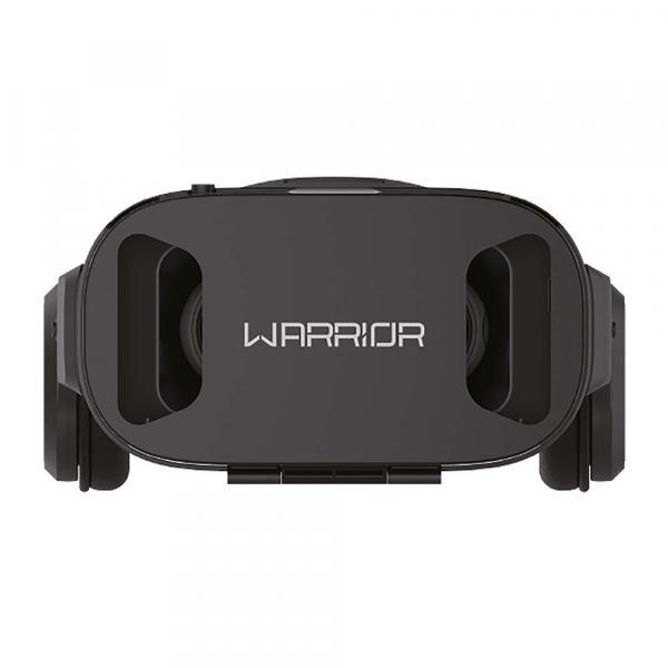 Óculos Realidade Virtual com Headphone Multilaser JS086