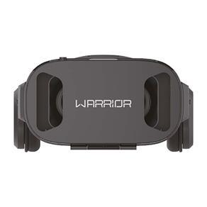 Óculos 3D Realidade Virtual com Headphone Warrior JS086