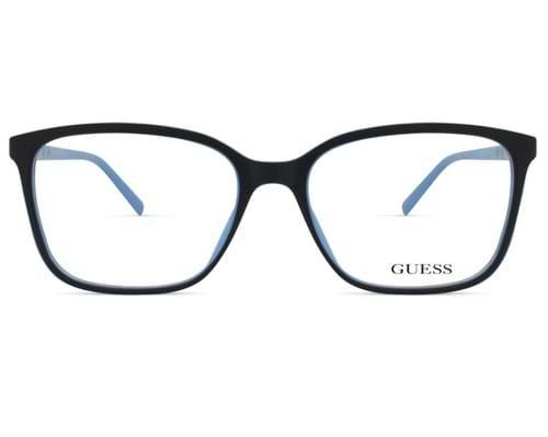 Tudo sobre 'Óculos de Grau Guess GU3016 002-54'
