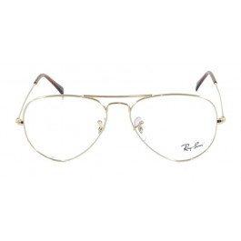 Óculos de Grau Ray Ban RB6049 Ouro - Ray-ban