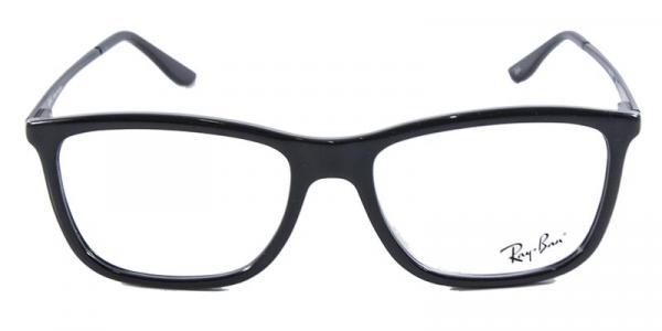 Óculos de Grau Ray Ban RB7061 Preto - Ray-ban
