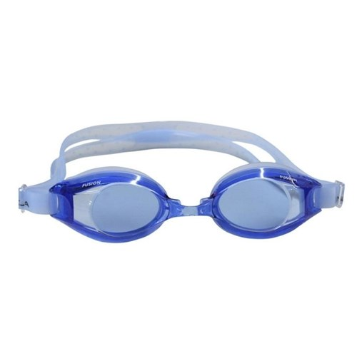 Óculos de Natação Adulto Fusion Azul Escuro - Nautika