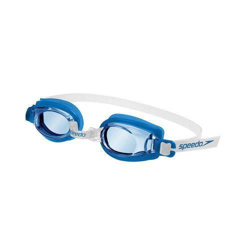 Óculos de Natação Jr Captain 20 Azul - Speedo