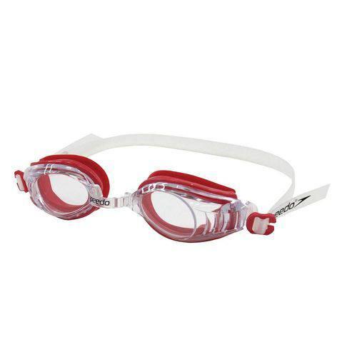 Óculos de Natação Raptor Vermelho Cristal - Speedo