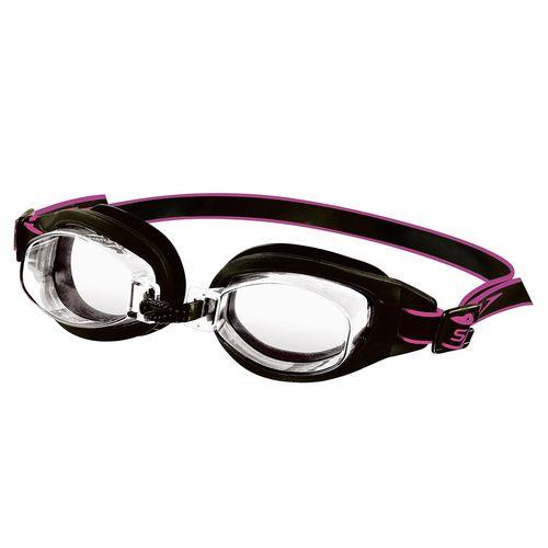 Óculos de Natação Speedo Freestyle 3.0 - Speedo - Preto/cristal - Tam. Único.