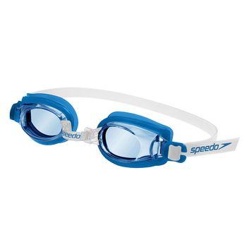 Óculos de Natação Speedo Junior Captain 2.0 Azul Único