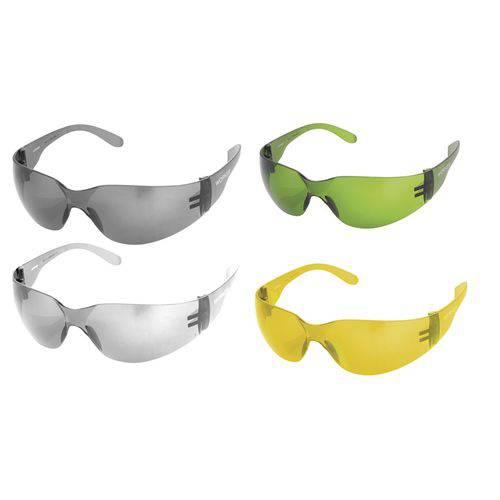 Óculos de Segurança Policarbonato Incolor WK2 Worker