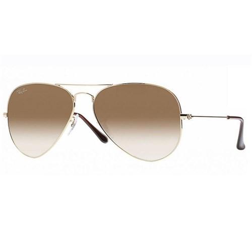 Óculos De Sol Aviador Ray Ban Rb3025 001/51 Tam.58