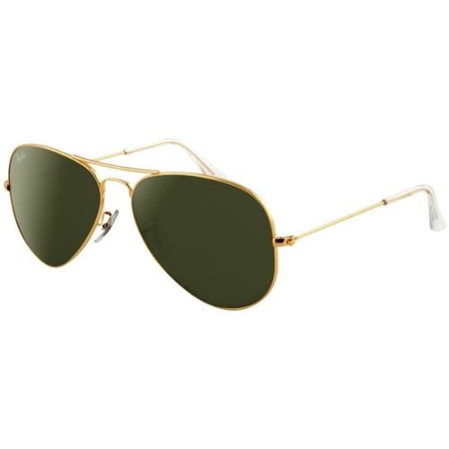 Óculos De Sol Aviador Ray Ban Rb3025 L0205 Tam.58