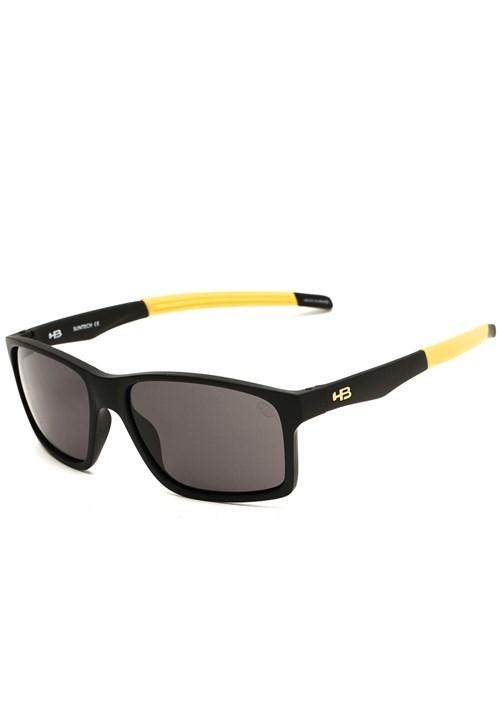 Óculos de Sol HB Mystify Preto/Amarelo