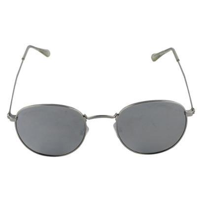 Óculos de Sol Khatto Round Moon Masculino