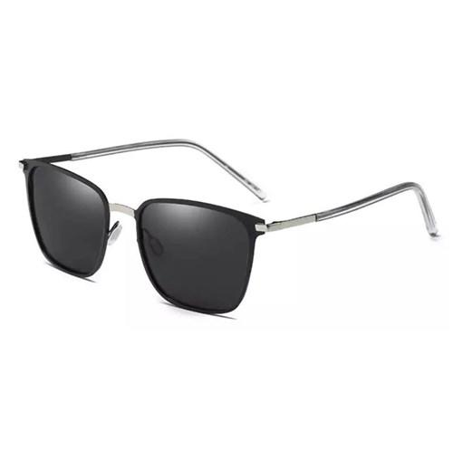 Óculos de Sol Masculino Dublin - Silver/black