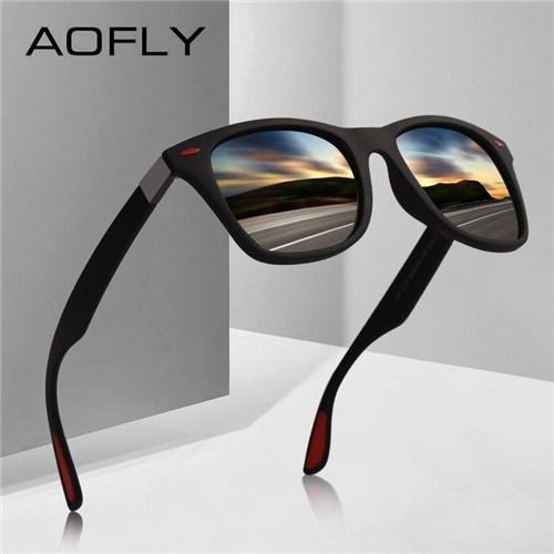 Óculos de Sol Masculino Modelo Clássico / Azul