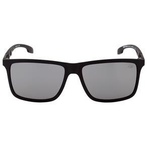 Óculos de Sol Mormaii Kona Preto Lente Preta Espelhada