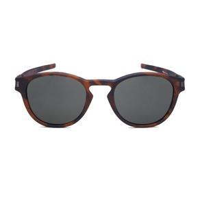 Óculos de Sol Oakley Latch Oo9265-0253 - MARROM - ÚNICO