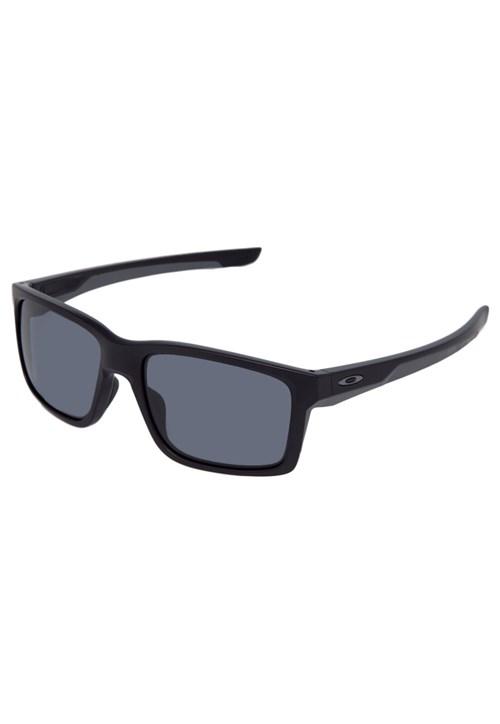 Óculos de Sol Oakley Mainlink Preto/Marrom