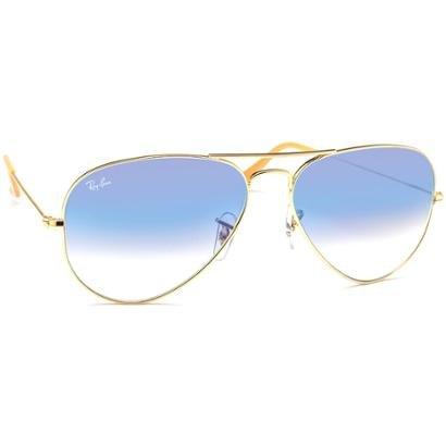 Óculos de Sol Ray Ban Aviador Rb3025L Feminino